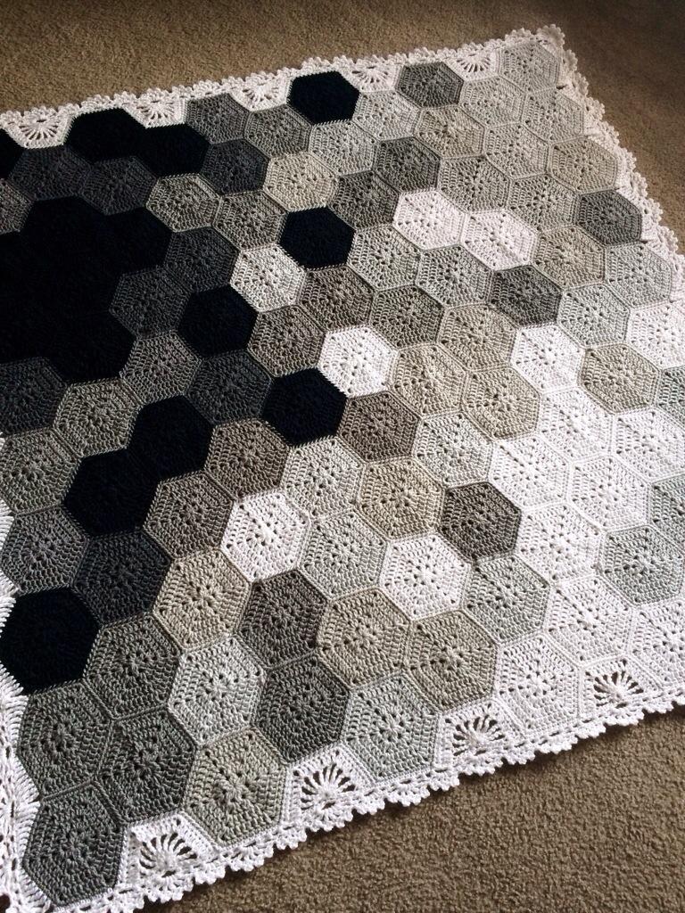 Geometric Lace No. 36